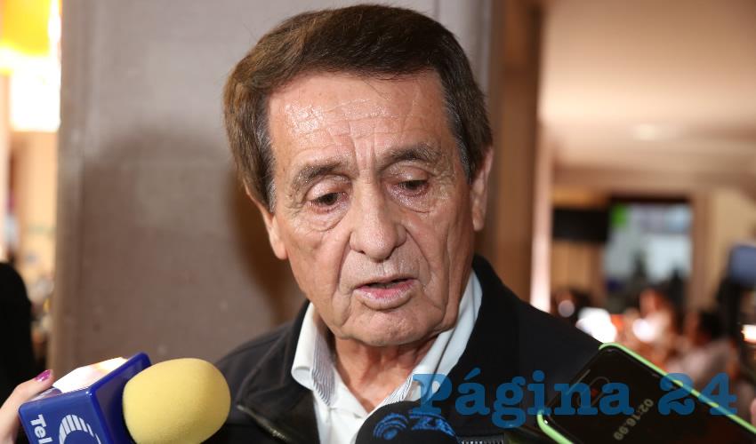 José de Jesús Rodríguez Benavides, director de Tránsito y Vialidad
