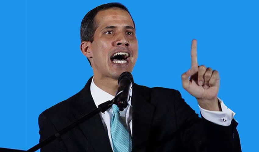 Juan Guaidó Anunció que el 23 de Febrero Entrará la Ayuda Humanitaria a Venezuela