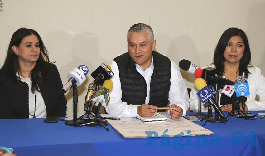 """""""Nunca fui Inhabilitado"""", Asegura el Precandidato del Partido Acción Nacional Julio César Medina Delgado"""