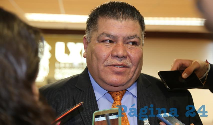 Insuficiente, la Aportación del Gobierno Estatal Para Cuotas Escolares: Mario Armando Valdez