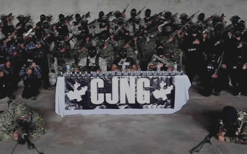 """Clasifican Como """"Conflicto Armado No  Internacional"""" Lucha Ejército Vs. CJNG"""