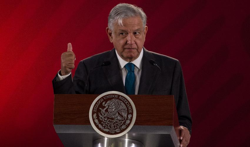 López Obrador Alista Decreto Para la  Apertura de Archivos del CISEN y PF