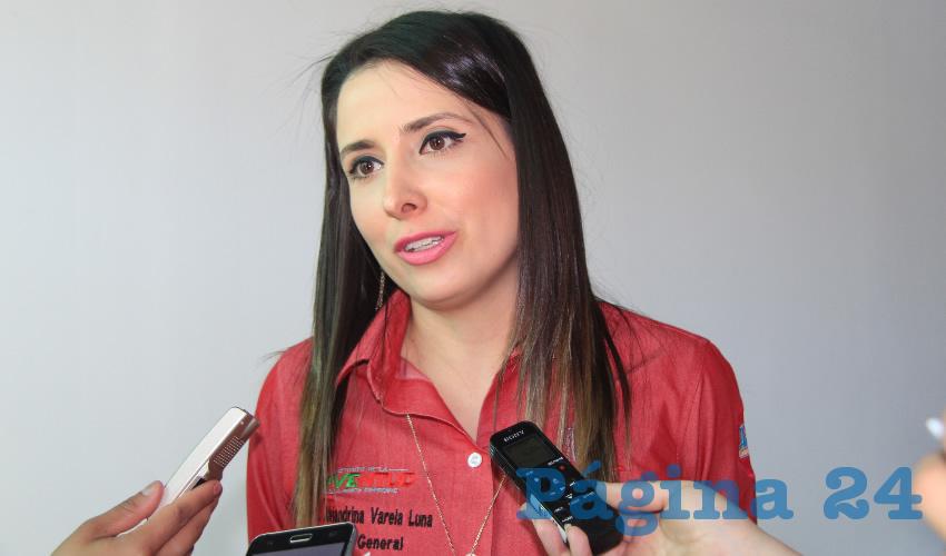 Alejandrina Varela: En Promedio hay Cinco mil Embarazos en Adolescentes por año en la Entidad