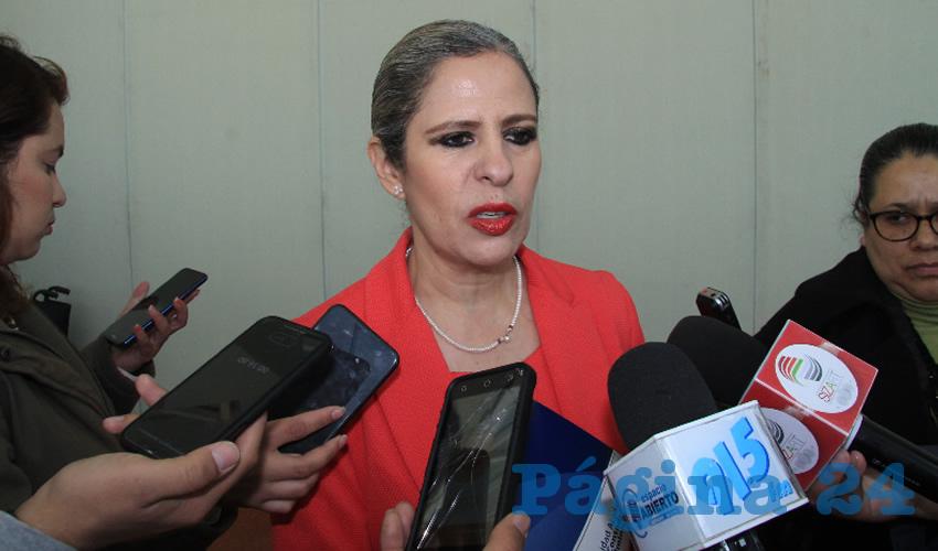 Paula Ortiz Medina (Foto: Rocío Castro Alvarado)