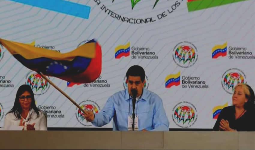 Nicolás Maduro: resistencia (Foto: Agencia Venezolana de Noticias)
