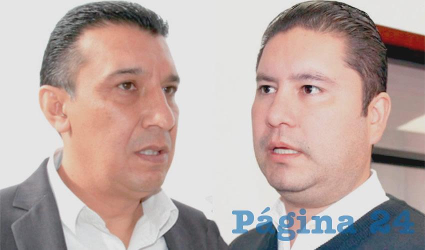 Adolfo Márquez Vera | Iván de Santiago Beltrán