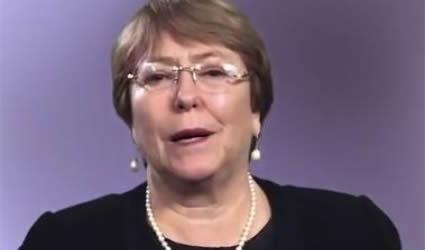 Alta Comisionada Bachelet: Apoyen a las Mujeres Defensoras de Derechos Humanos