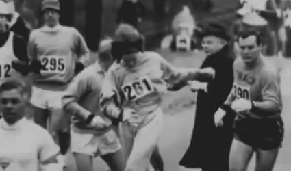 La Primera Mujer en Correr un Maratón… Cuando Estaba Prohibido