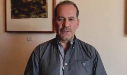 Mensaje y Felicitación de Martín Orozco a Tere Jiménez