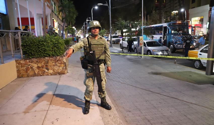 En Acapulco se registró una tasa de 110 asesinatos por cada 100,000 habitantes (Foto: Archivo/Bernandino Hernández/Cuartoscuro)