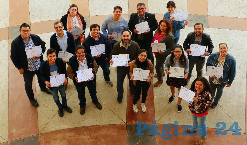 La Universidad Autónoma de Aguascalientes, a través de su Gaceta Universitaria, mantiene una participación activa en la Red Nacional de Gacetas