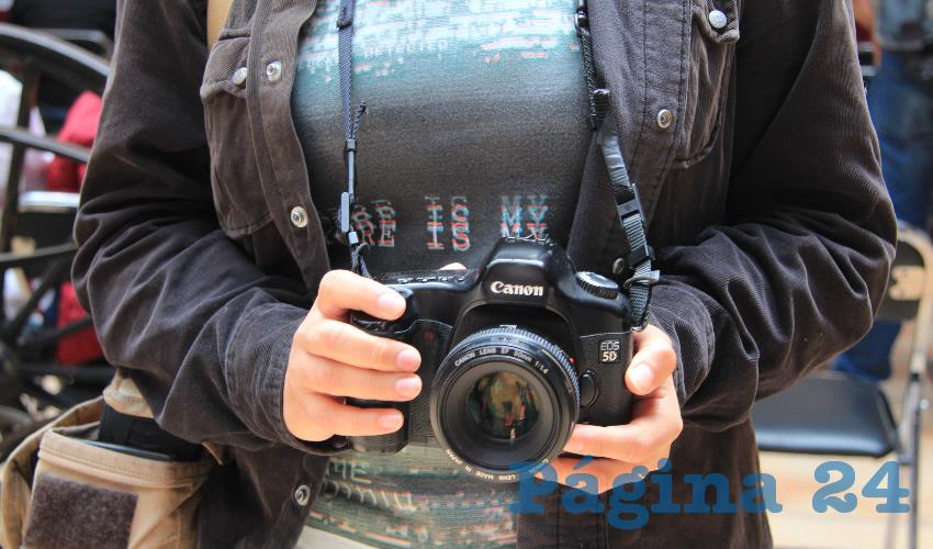 Realizarán, 20 y 21 de Marzo, Segundo Encuentro de Fotógrafas en Zacatecas
