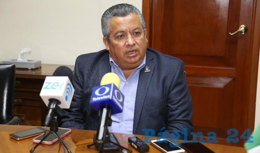 Miente José Luis Morales, el Gobernador no Está Citado a Comparecer: Morán Faz