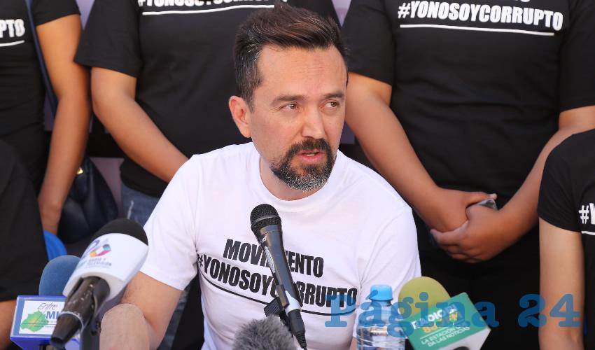 Es Urgente que Morena Decida Quién Será su Candidato: Arturo Ávila Anaya