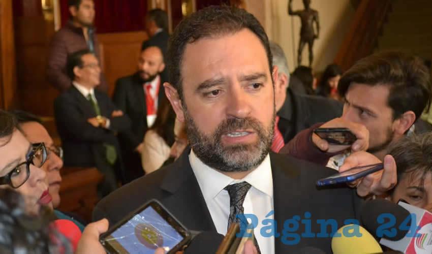 Gobernador Espera que la Federación y AMLO Cumplan su Parte Respecto a las Aportaciones al Gremio Educativo