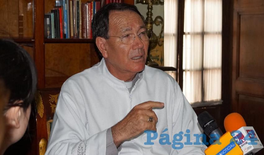 Sigifredo Noriega Barceló aseguró que la raquítica economía que se vive en el país se refleja en las pocas limosnas que llegan a los templos que forman parte de la Diócesis de Zacatecas