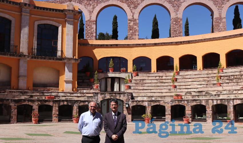 Inicia la campaña 7 Tesoros del Patrimonio Cultural del Estado de Zacatecas