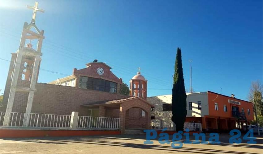 Comunidad González Ortega