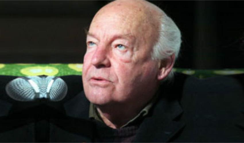 """Eduardo Galeano ...""""cierren los ojos y recen""""..."""