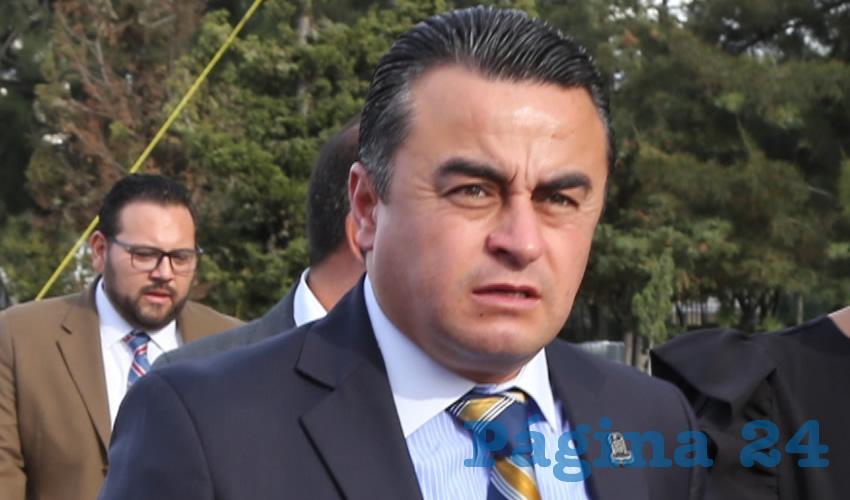 """René Carrillo Durán ...""""víctima de Felipe""""..."""