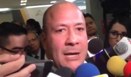 Alfaro: Ningún Periodiquito va a Inventarme una Historia de Corrupción