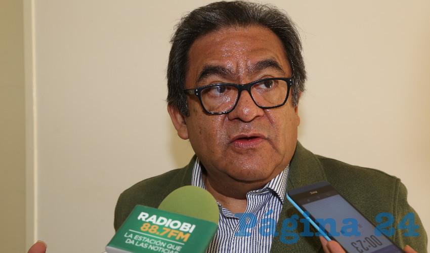 Ignacio Ruelas Ornelas, vocal ejecutivo del Instituto Nacional Electoral