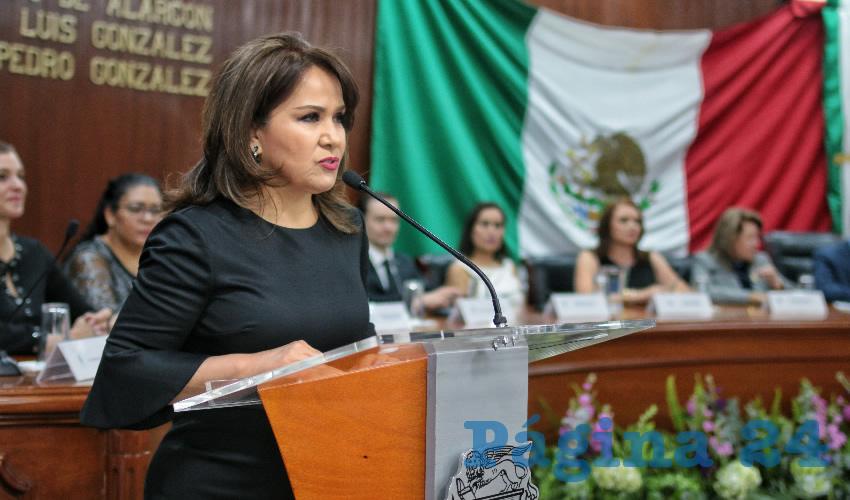 Miriam Rodríguez Tiscareño afirmó que trabajará con esfuerzo, dedicación y cariño para que Aguascalientes siga siendo un municipio seguro y con calidad de vida