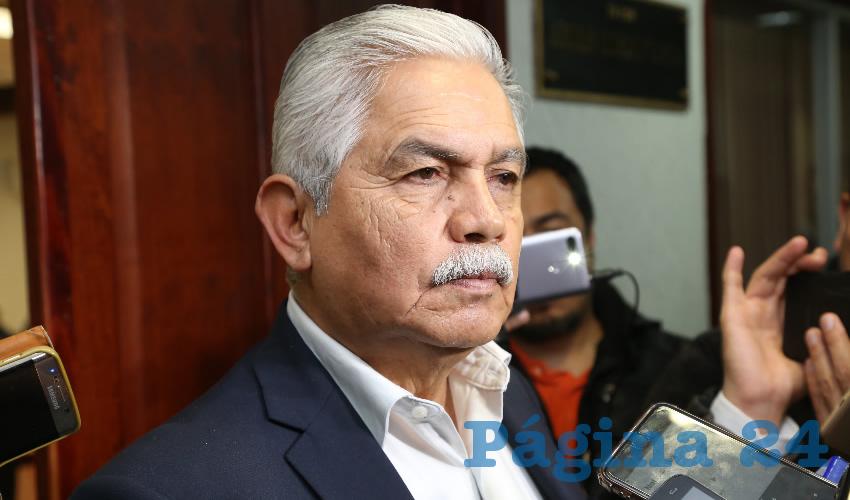 Jorge Saucedo Gaytán, diputado local