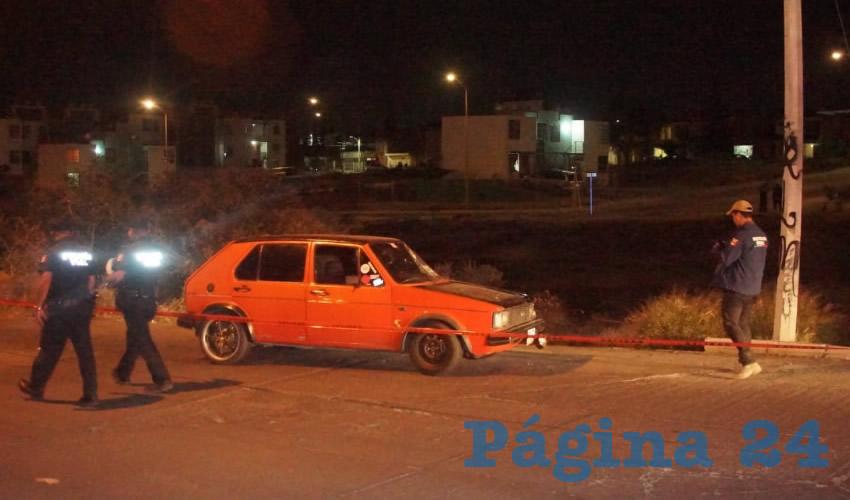 El fatal percance ocurrió sobre la calle 30 de septiembre, en el fraccionamiento Lomas del Mirador