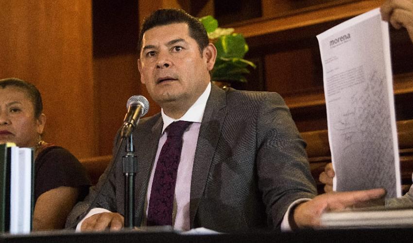Armenta Interpone Segunda  Impugnación Contra Barbosa