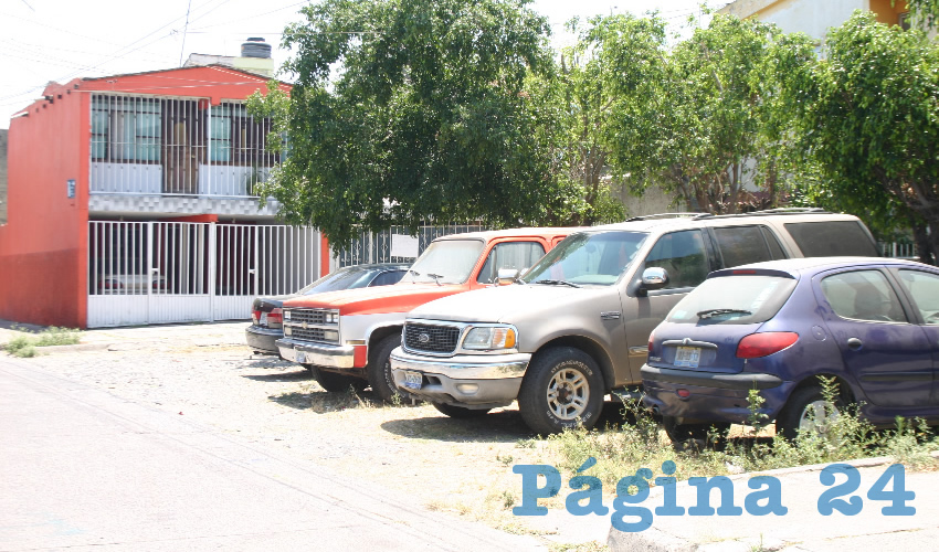 Ismael del Toro no da  seguridad en Miravalle