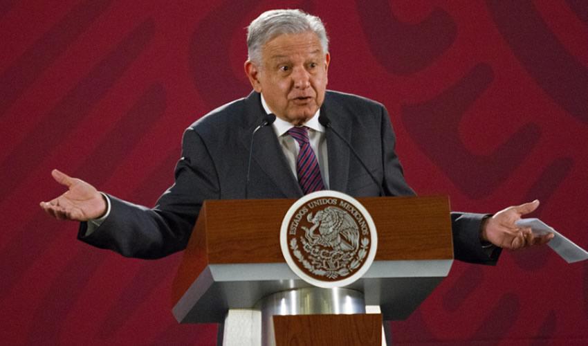 Memorándum es un Asunto Político,  no Jurídico: Afirma López Obrador