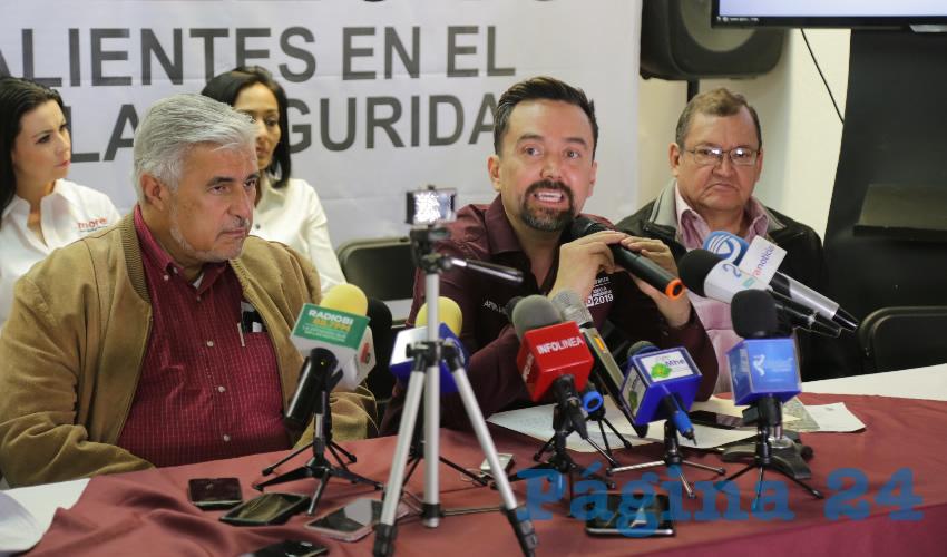 Mi Padrino Político es el Presidente Andrés Manuel López Obrador: Arturo Ávila Anaya