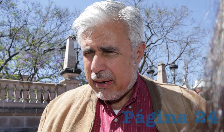 El Presidente Decidió Retomar el Tema Educativo Para Evitar la Corrupción: José Narro Céspedes