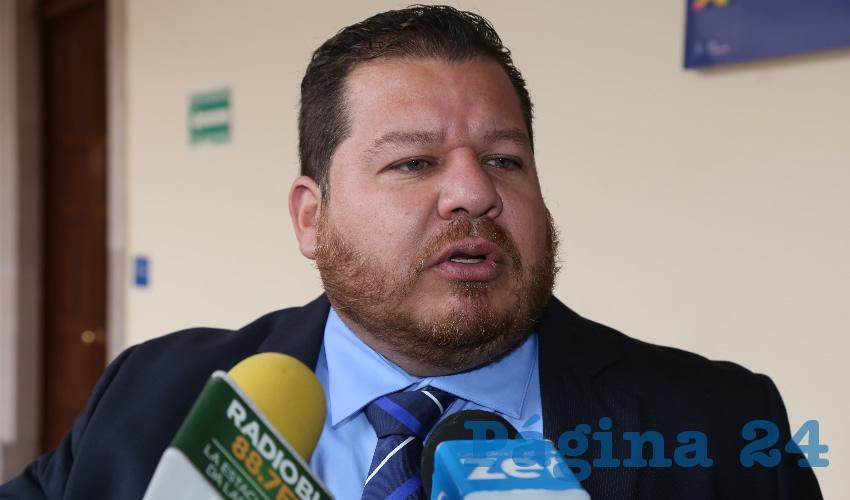 Espero que las Narcomantas no Sean Guerra Sucia Entre Partidos: Alejandro Monreal Dávila
