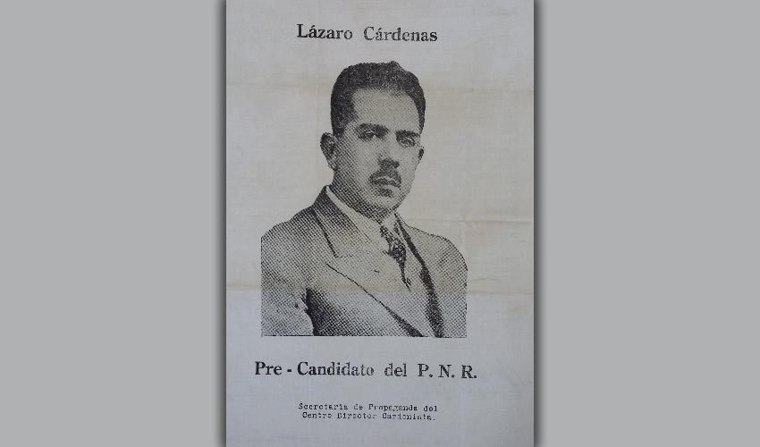 Los Tiempos de Lázaro Cárdenas