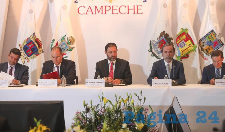 El pronunciamiento lo hizo el mandatario Alejandro Tello, en su calidad de Presidente de la Comisión de Minería de la Conago