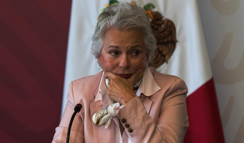 La Corrupción es Entre dos Partes, no  Solo del Gobierno: Sánchez Cordero