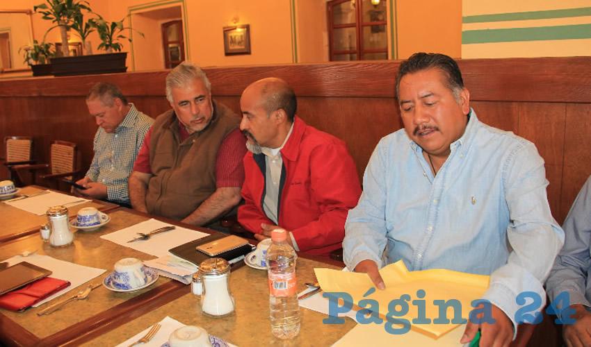 En conferencia de prensa, el senador de la República por Movimiento Regeneración Nacional (Morena), José Narro Céspedes (Foto: Rocío Castro Alvarado)