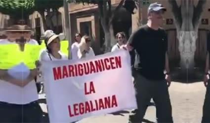 Díganle a Vicente Fox que se Equivocó de Marcha…