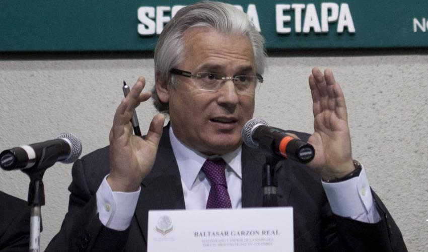 Baltasar Garzón da el Visto  Bueno la Guardia Nacional