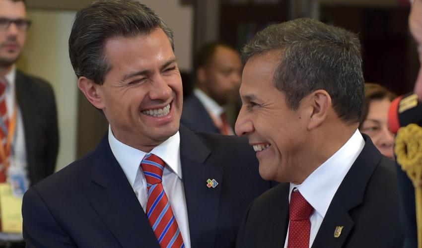Piden 20 años de Prisión Para Ollanta Humala, por Caso Odebrecht en Perú