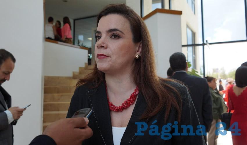 Susana Rodríguez Márquez (Foto Rocío Castro Alvarado)