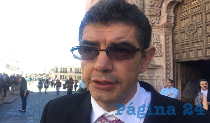 Juan Antonio Ruiz García (Foto Cristo González)