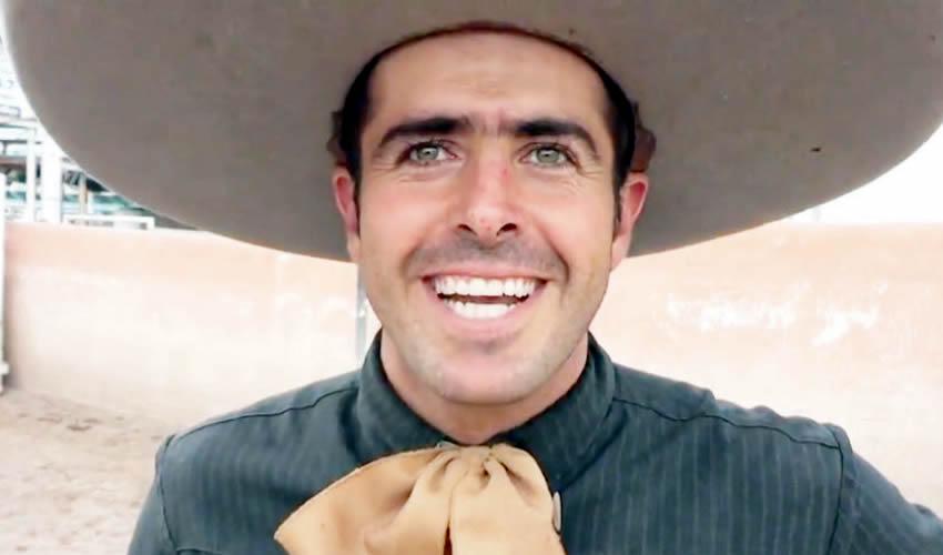 """Hallan sin Vida al Charro Alejandro Martínez, """"El Pestañas"""""""