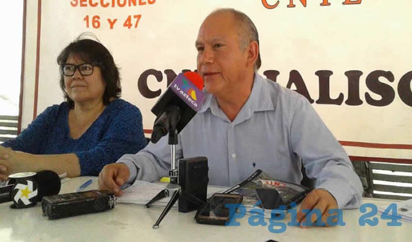 """En Jalisco, la mayoría de maestros cesados por reforma """"punitiva"""""""