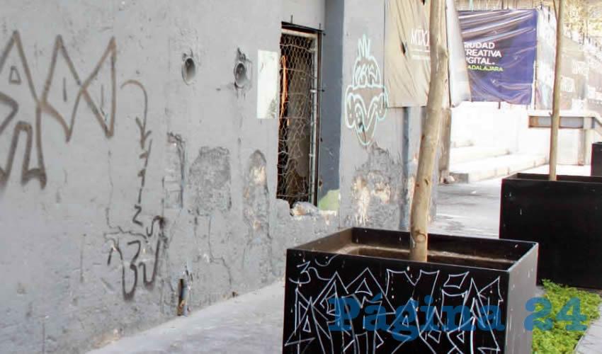 Ciudad Creativa… para maleantes e indigentes