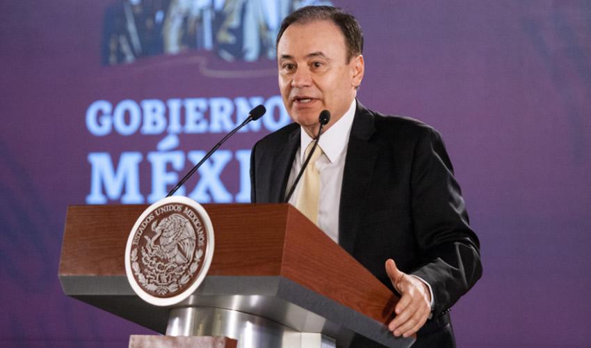 En su Activismo, Felipe Calderón Dice  Muchas Barbaridades: Alfonso Durazo