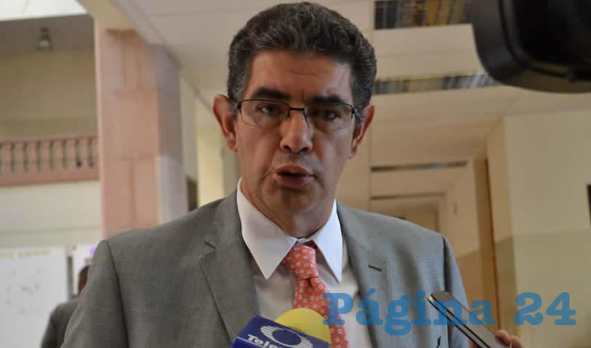 Juan Antonio Ruiz García (Foto: Merari Martínez)