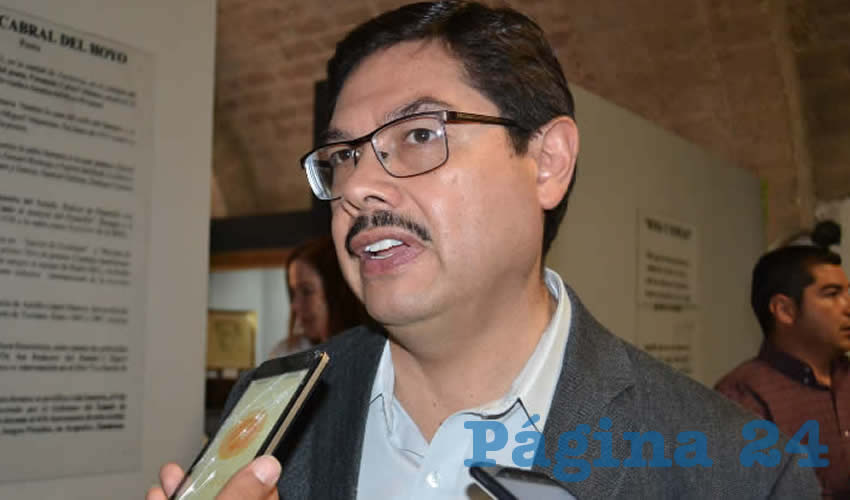 Destaca Alfonso Vázquez Aumento del Presupuesto Para la Feria del Libro de Este año